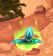 Big Healing Flower in game