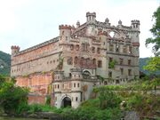 REDWALL Castle