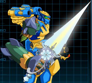 Runehawk Cloverblade