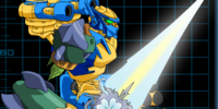 Runehawk Cloverblade Mc7