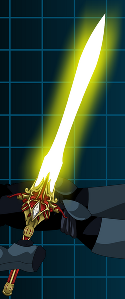 Minar's Ornate Blade