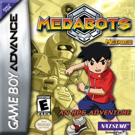 Medabots Metabee Version Cover