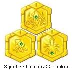 Squid Medal