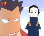 Ginkai first met Kam