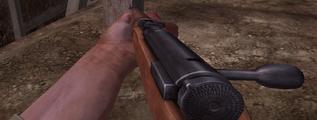 Type 44 Carbine Held