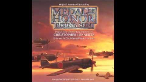 Medal of Honor Rising Sun Hangar Havoc