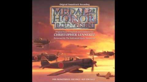 Medal of Honor Rising Sun Shima Field