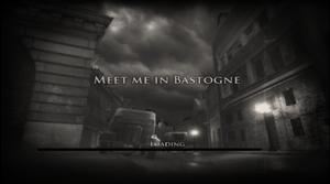 Meet Me in Bastogne Loading Screen