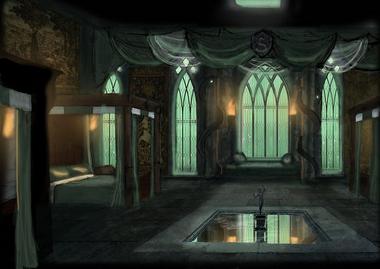 Slytherin Dorms