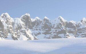 Vinson mountain