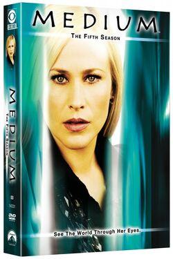 Medium S5 DVD
