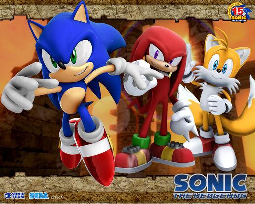 Sonic Team 002