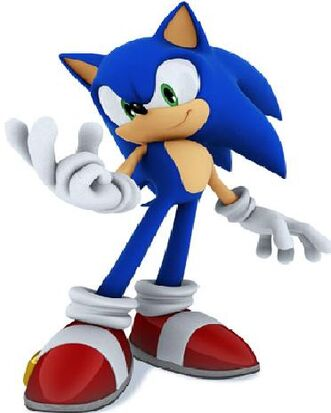 Sonic characters 006