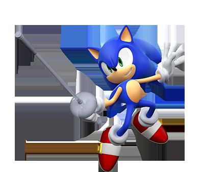 Sonic kesäolympialaisissa