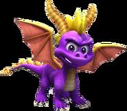 Hero Spyro