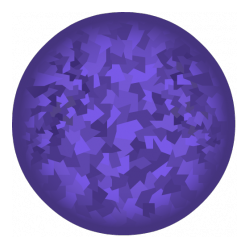 Purple Camocrystal