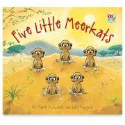 Five Little Meerkats, Book