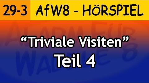 Triviale Visiten (Teil 4) 29-3 Alarm für Waddle 8