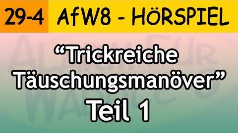 Trickreiche Täuschungsmanöver (Teil 1) 29-4 Alarm für Waddle 8