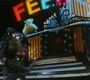 Musician Frog