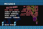 V1 dvd deleted scenes menu