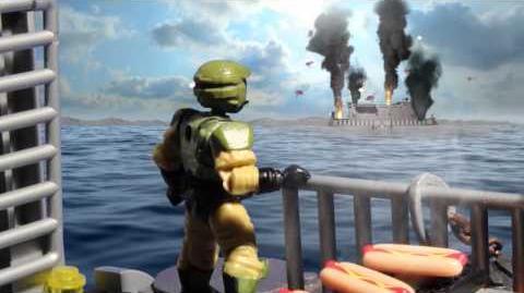 Thrill Squad (Part 1) by Mega Bloks Halo