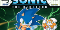 Sonic the Hedgehog Issue 249