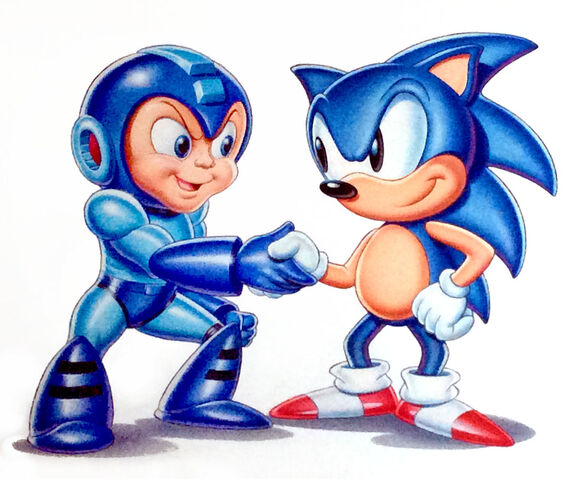 File:Mega Man & Sonic.jpg