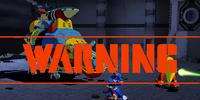 Warning