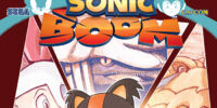 Sonic Boom Issue 10