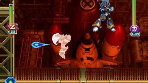 Megaman X5 Dynamo Second Battle (Zero)