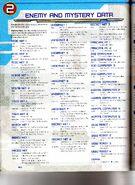 Enemy list