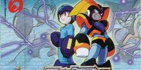 Rockman & Forte: Mirai Kara no Chousensha