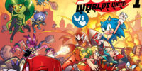 Sonic: Worlds Unite Battles Issue 1