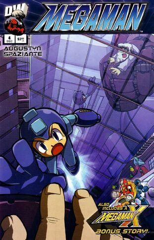 File:Mega Man Issue -4.jpg