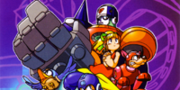 Mega Man 2: The Power Fighters Script