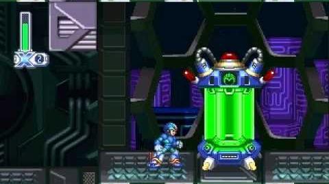Megaman X4 Cyber Space (X)