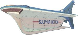Sulphurbottom