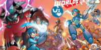 Mega Man: Worlds Unite Battles Issue 1