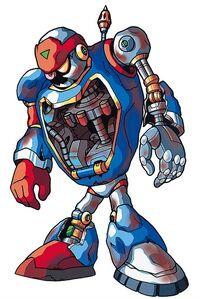Megamanx2 oldrobot