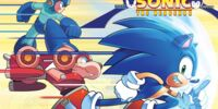 Sonic the Hedgehog Issue 275