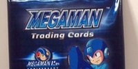 Mega Man Trading Cards