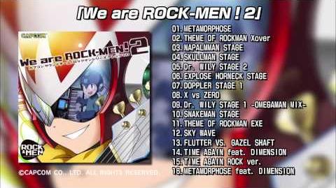 CD「We are ROCK-MEN! 2」
