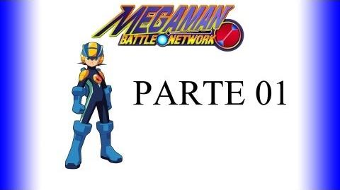 Megaman Battle Network - part 1 The Lost Program-1