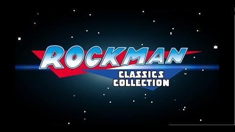 『ロックマン クラシックス コレクション』プロモーション映像