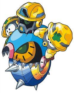 GarakutaRobotMMX2
