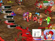 Rockman Strategy Gameplay 1