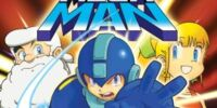 Mega Man Graphic Novel Volume 1