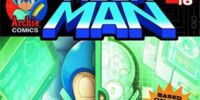 Archie Mega Man Issue 16