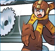 Weapon-metalblade